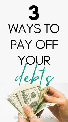 How to be debt-free? What are the ways to pay off your debts if your income is low? There's always a way. In fact, there are 3 ways to pay off your debts even your income is low. #moneytips #debtfree #howtopayoffloan #howtopayoffcreditcards #howtopayoff #debtfreetips Paying Off Credit Cards, Financial Stability, Family Budget, Free Tips, Debt Payoff, Debt Free, Money Tips, Budgeting, Facts