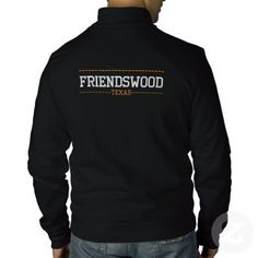 Friendswood Texas USA Embroidered Jackets