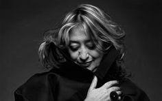 Arquitectos y diseñadores famosos: Zaha Hadid