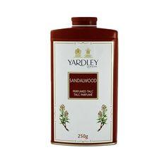 Yardley London Sandalwood Perfumed Talc Powder (250g)