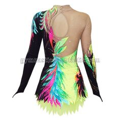 rhythmic gymnastic leotards are so cute! but that's not what I do! ahaha! oh well xD