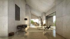 Fruehauf Henry & Viladoms | Wohnhaus in St-Sulpice | Visualisierung maaars.ch