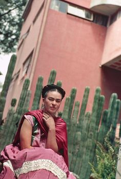 Frida Kahlo at the New York Botanical Garden – in pictures