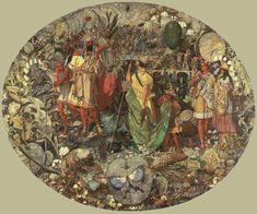 Contradiction: Oberon and Titania, Richard Dadd