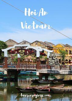 Het oude gedeelte van Hoi An straalde iets 'fake' uit, en dat was het deels ook. Maar mooi was het wel, dat kan niemand ontkennen.