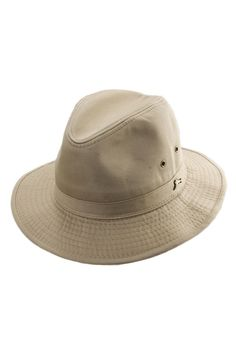 Cotton Safari Bucket Hat