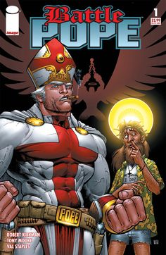 Battle Pope Issue #1 - Read Battle Pope Issue #1 comic online in high quality