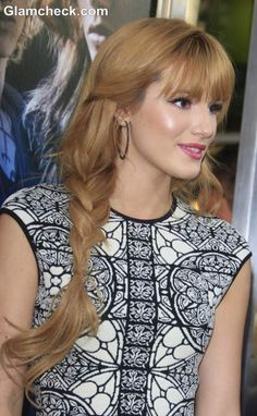 Celeb Hairstyle  - great colour