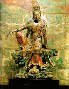 """Kuan Yin  'The One Who Hears the Cries of the World"""" has a very unique transformation. Kuan Yin is Avalokitesvara in India and Cherezig in Tibet. Nevertheless, Kuan Yin is the female transformation of the said Bodhisattva."""