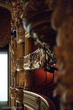 Paris Opera by Garnier