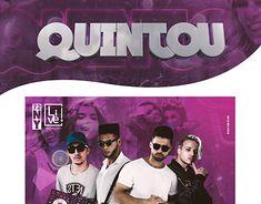 "Check out new work on my @Behance portfolio: ""Quintou - Evento semanal"" http://be.net/gallery/60902517/Quintou-Evento-semanal"