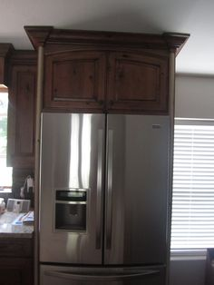 Elegant Kitchen Cabinet Molding and Trim