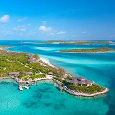 Fowl cay exumas bahamas caribbean all-inclusive resort (inclusive personal speed boat)