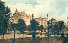 Teatrul Lyric Bucharest Romania, Amen, Beautiful, Artist