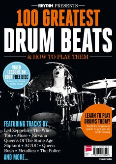 Drum Beats sampler  http://www.myfavouritemagazines.co.uk/music-bookazines/100-greatest-drum-beats-of-all-time/