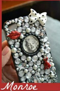Hey, I found this really awesome Etsy listing at http://www.etsy.com/listing/125401432/embellished-iphone-44s-marilyn-monroe