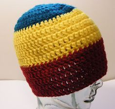 "Basic Hat Pattern: Basic Hat Pattern Version 64-D ""Dominick Trey"""
