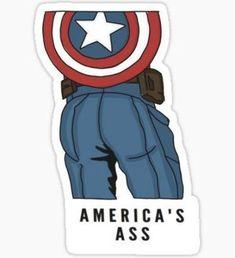 Captain America Sheild, Captain America Outfit, Captain America Quotes, Fridge Stickers, Bubble Stickers, Cool Stickers, Braids Cornrows, Crown Braids, Bob Braids