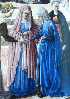 Presentation of the Virgin in the Temple (?) Fra Carnevale (Bartolomeo di Giovanni Corradini), about 1467, MFA, Boston