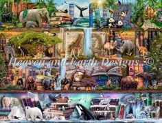 Aimee Stewart - Supersized The Amazing Animal Kingdom Max Color