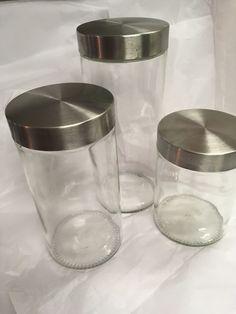 Set of Storage Collectors Jars | eBay