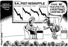 South Africa - Post reshuffle