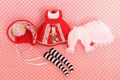 Bunka doll outfit