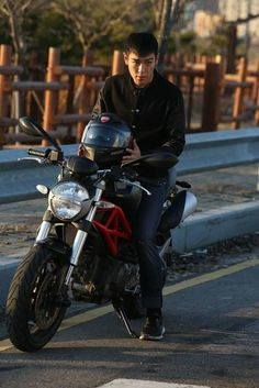 TOP (Choi Seung Hyun) ♡ #BIGBANG – COMMITMENT