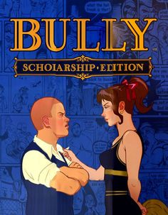 GAMES TO PLAY: Bully Scholarship Edition | Wii | Rockstar