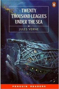 Twenty Thousand Leagues Under the Sea is a classic science fiction novel by French writer Jules Verne published in 1870. It tells the story of Captain Nemo and his submarine Nautilus as seen from the perspective of Professor Pierre Aronnax.