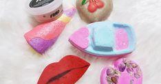 Il San Valentino da LUSH è sorprendentemente colorato!