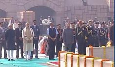 राष्ट्रपिता महात्मा गांधी की 68वीं पुण्यतिथि आज; राष्ट्रपति और पीएम ने दी श्रद्धांजलि