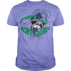DC Catwoman T-Shirts, Hoodies, Sweaters