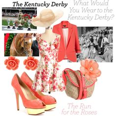 Derby Style, created by mishiemew on Polyvore