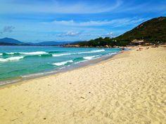 La #plage Mare e Sole à #Verghia. #Corse #France