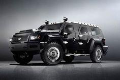 Evade, el primer vehículo no blindado de Conquest