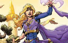 Amethyst | DC Comics