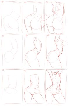 Three Steps to Beautiful Hips by OliverBarraza on deviantART absolutly love…