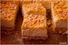 Mini serniczki w szklankach - I Love Bake Cheesecakes, Cornbread, Ethnic Recipes, Millet Bread, Corn Bread, Cheesecake, Cheesecake Pie