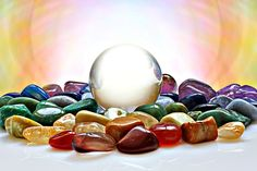 Ancient cultures always believed each stone holds unique mineral formations and unique powers as a result. What works best for you?
