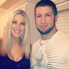 Former WWE Superstar The Hurricane (Gregory Shane Helms) and his fiancee Karen Blalock. The couple have two sons, Braxton and Sebastian. Braxton is from Karen's previous relationship, but Shane is raising him as his own. Wwe Couples, Wwe Tna, Fiancee, Total Divas, Professional Wrestling, Wwe Superstars, Happily Ever After, Raising, Beautiful People