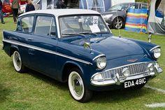 FORD Anglia 105E1959–67