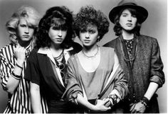 The Top 5 Paisley Underground Songs: A Primer Before the Fillmore Show Tonight Susanna Hoffs, Michael Steele, The Bangles Band, Beautiful Freckles, Heavy Metal Girl, Power Pop, Pop Rock Bands, Press Photo, Musica