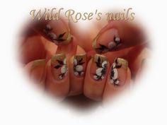 Wild Rose's Nails: Love. Angel. Music. Baby