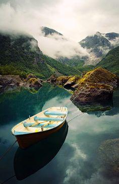 Bondhusbreen, Norway