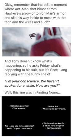 I've been saying this since I first watched the movie and now I gave something to confirm it!!!