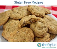 This page contains gluten free recipes. If you have celiac disease your diet can not contain gluten, and many foods can be a challenge to make.