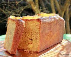 Cake praliné noisettes citron de la cuisine de Mercotte