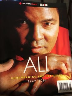 Heart Of A Lion, Sting Like A Bee, Float Like A Butterfly, History Magazine, Hometown Heroes, Sport Icon, Dc Comics Characters, Graphic Design Studios, Muhammad Ali
