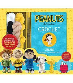 Peanuts Crochet Kit